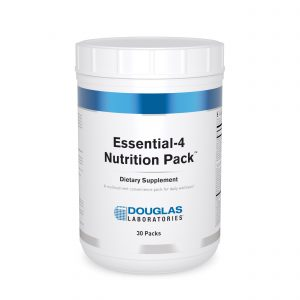 Essential-4 Nutrition Pack by Douglas Laboratories