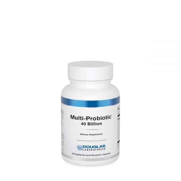 Multi-Probiotic 40 Billion 60ct by Douglas Laboratories