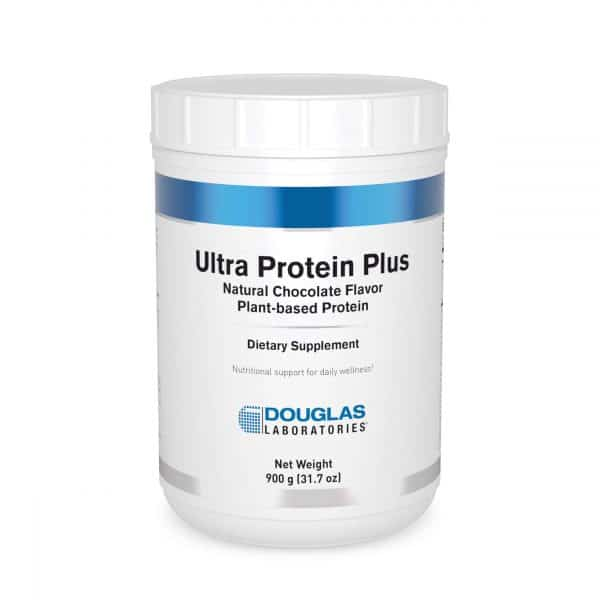 Ultra Protein Plus Chocolate by Douglas Laboratories