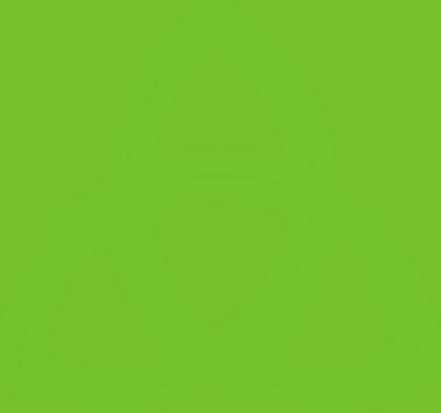 mindbodysoul thin green 75% triquetra trinity knot