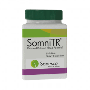 SomniTR by Sanesco Health