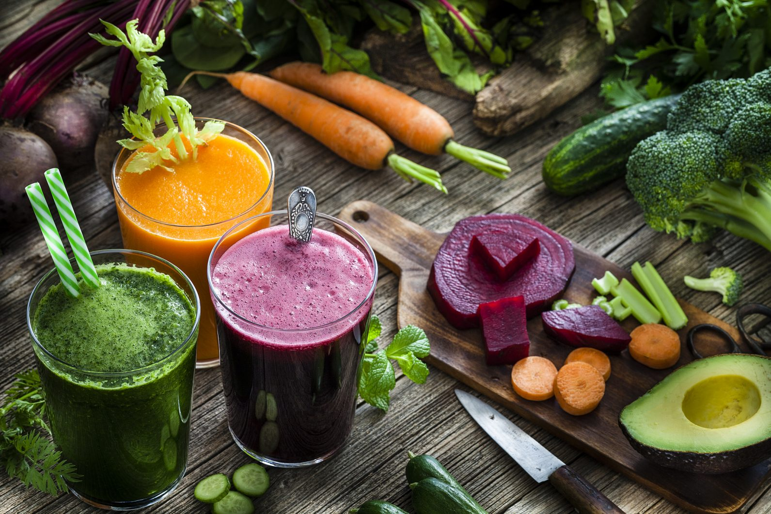 Top 10 Smoothie Recipes on the 21-Day Cleanse