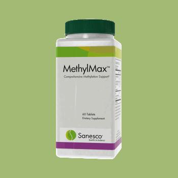 MethylMax 60ct by Sanesco Health