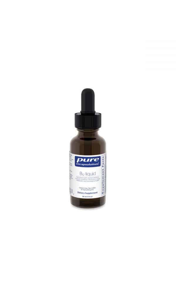 B12 Liquid 30 ml by Pure Encapsulations