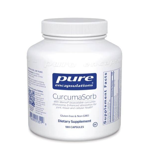 CurcumaSorb 180ct by Pure Encapsulations