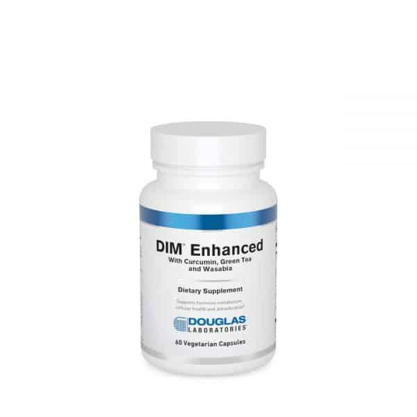 DIM Enhanced 60ct by Douglas Laboratories