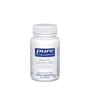 Digestive Enzymes Ultra 90ct by Pure Encapsulations