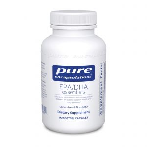 EPA/DHA Essentials 90ct by Pure Encapsulations