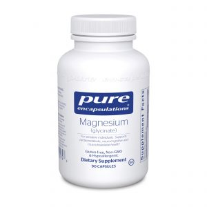 Magnesium Glycinate 90ct by Pure Encapsulations