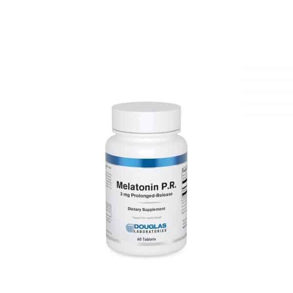 Melatonin PR 3 mg 60ct by Douglas Laboratories