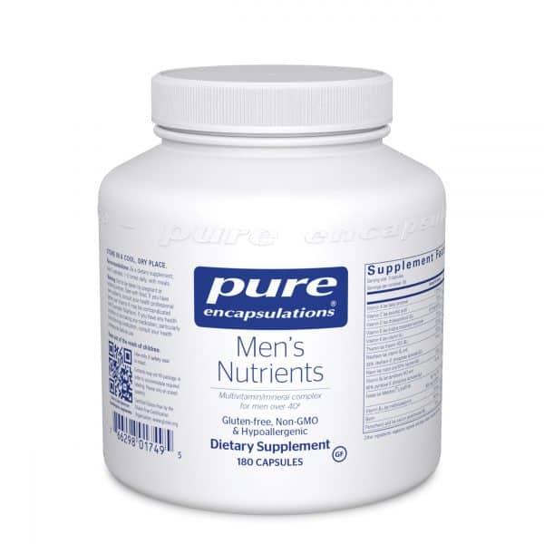 Men's Nutrients 180ct by Pure Encapsulations