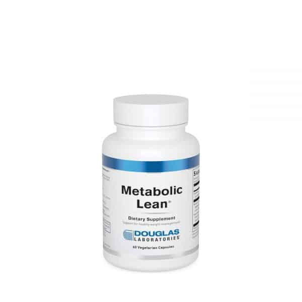 Metabolic Lean 60ct by Douglas Laboratories