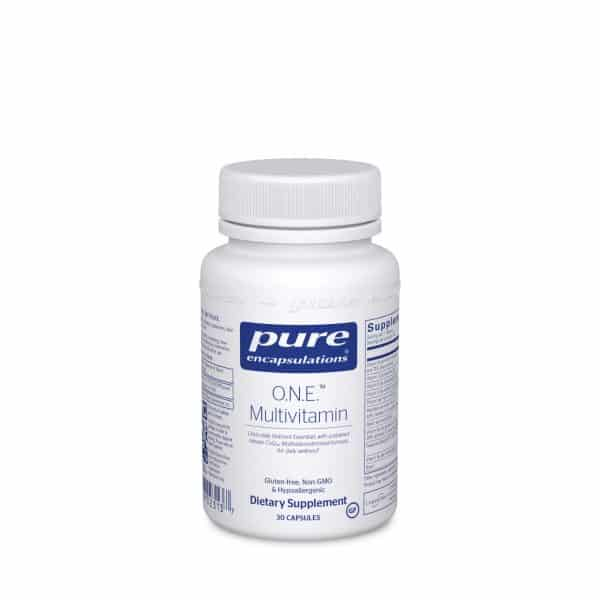 O.N.E. Multivitamin 30ct by Pure Encapsulations