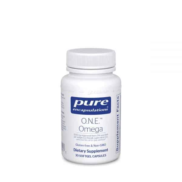 O.N.E. Omega 30ct by Pure Encapsulations