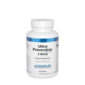 Ultra Preventive 2 Daily 60ct by Douglas Laboratories