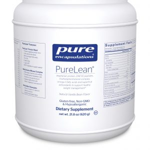 PureLean Protein 620 g by Pure Encapsulations