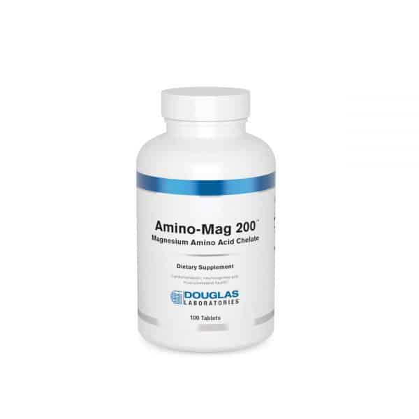 Amino-Mag 200 mg 100ct by Douglas Laboratories