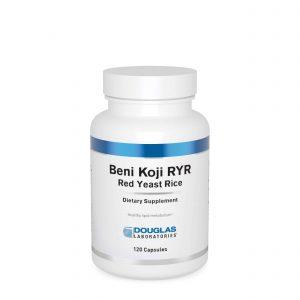 Beni-Koji RYR 120ct by Douglas Laboratories