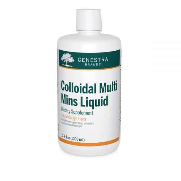 Colloidal Multi Mins Liquid 33.8 fl oz by Genestra Brands