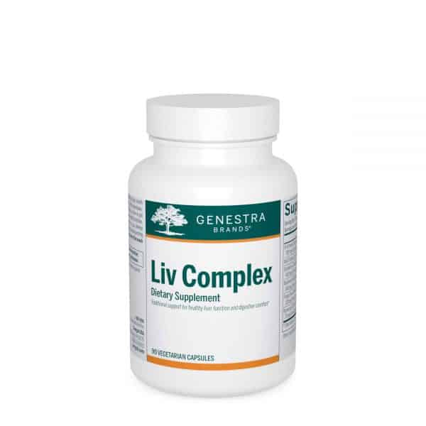 Liv Complex 90ct by Genestra Brands