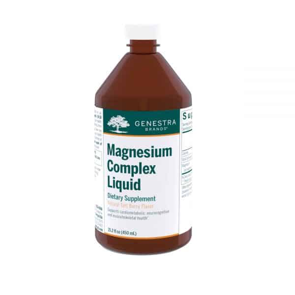 Magnesium Complex Liquid 15.2 fl oz by Genestra Brands