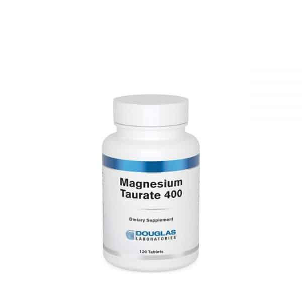 Magnesium Taurate 400 120ct by Douglas Laboratories