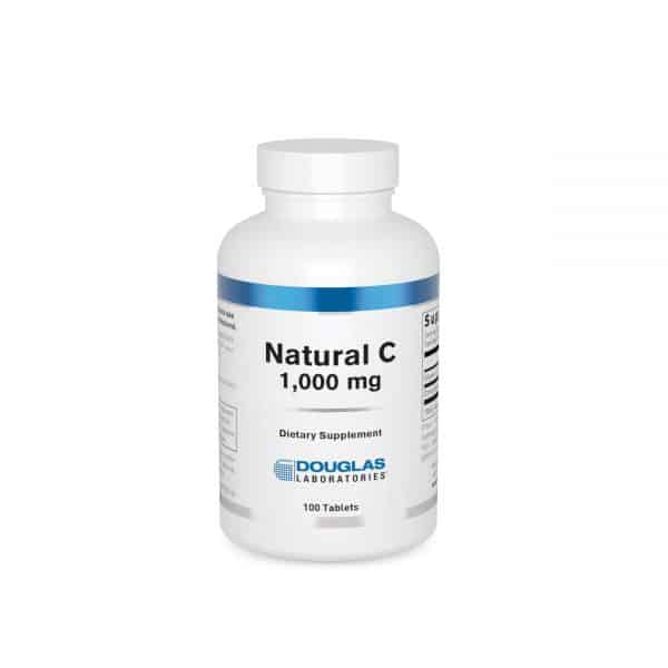 Natural C 1000 mg 100ct by Douglas Laboratories