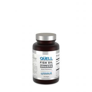 Quell Fish Oil Ultra EPA 60ct by Douglas Laboratories