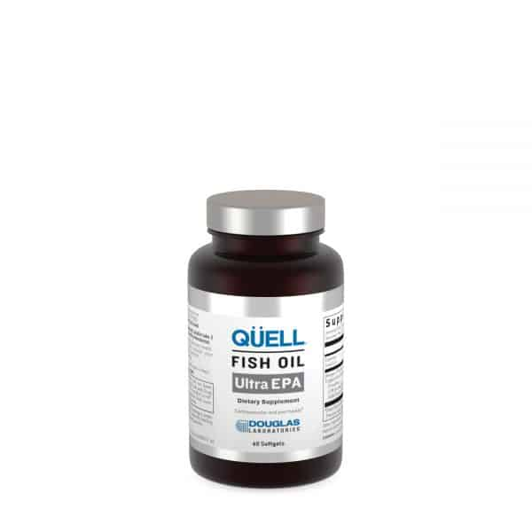 Quell Fish Oil Ultra EPA 60ct by Douglas Laboratories