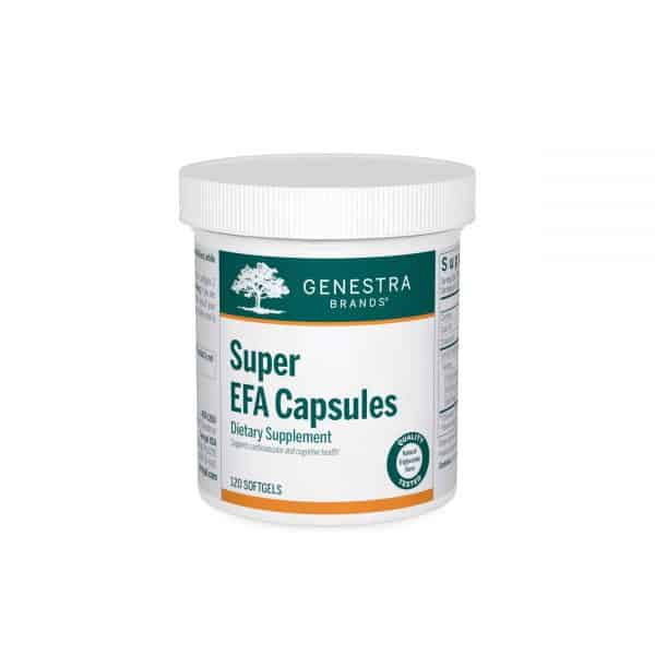 Super EFA Capsules 120ct by Genestra Brands