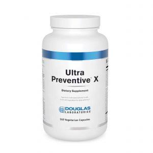 Ultra Preventive X vegetarian 240ct by Douglas Laboratories