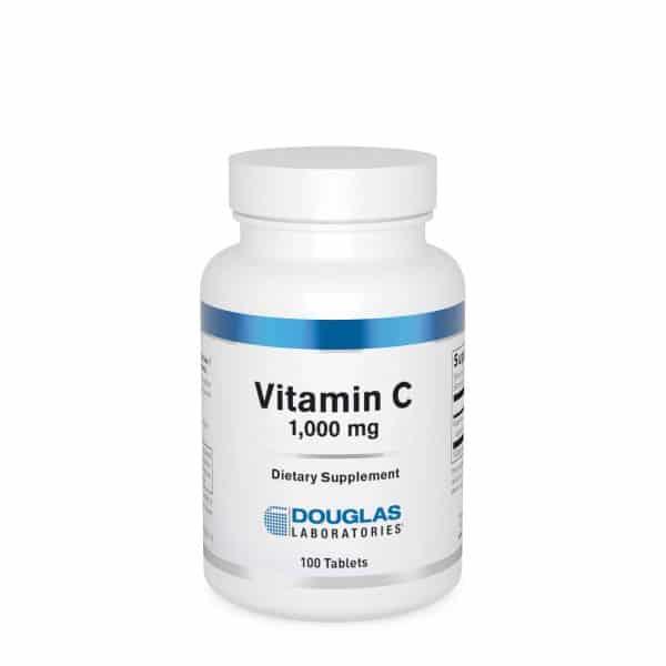 Vitamin C 1000 mg 100ct by Douglas Laboratories
