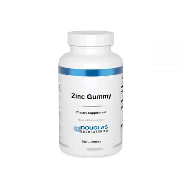 Zinc Gummy 100ct by Douglas Laboratories