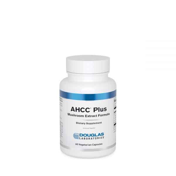 AHCC Plus 60ct by Douglas Laboratories