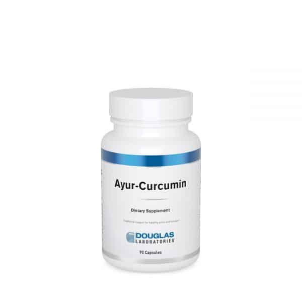Ayur-Curcumin 90ct by Douglas Laboratories