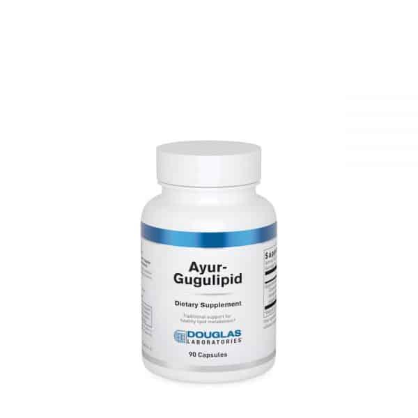 Ayur-Guggulipid 90ct by Douglas Laboratories