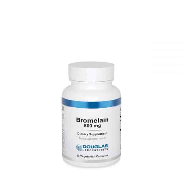 Bromelain 500 mg 60ct by Douglas Laboratories