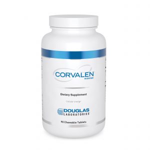 Corvalen Chews 90ct by Douglas Laboratories