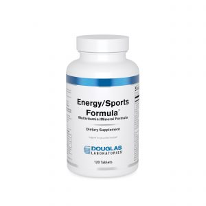 Energy/Sports Formula 120ct by Douglas Laboratories