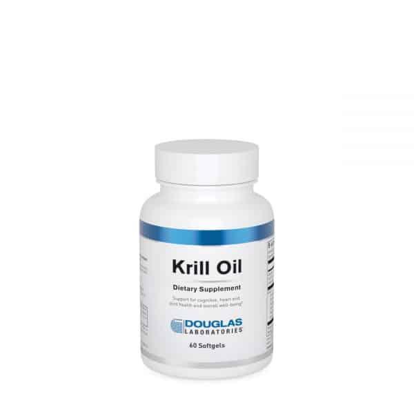 Krill Oil 60ct by Douglas Laboratories