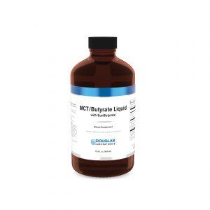 MCT/Butyrate Liquid with SunButyrate 15.6 fl oz by Douglas Laboratories