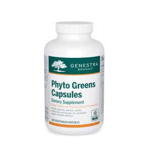 Phyto Greens Capsules 180ct by Genestra Brands