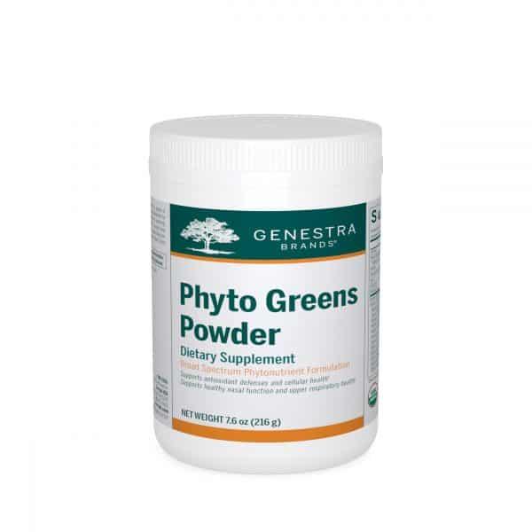Phyto Greens Powder 216 g by Genestra Brands
