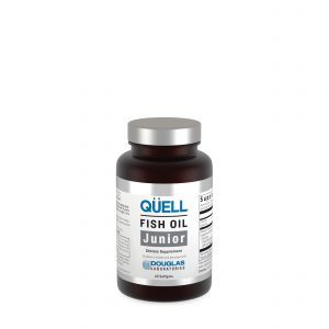 QUELL Fish Oil Junior 60ct by Douglas Laboratories