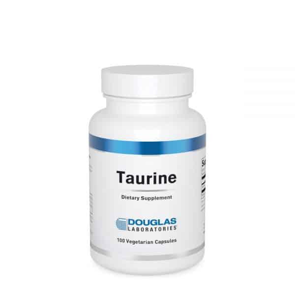 Taurine 100ct by Douglas Laboratories