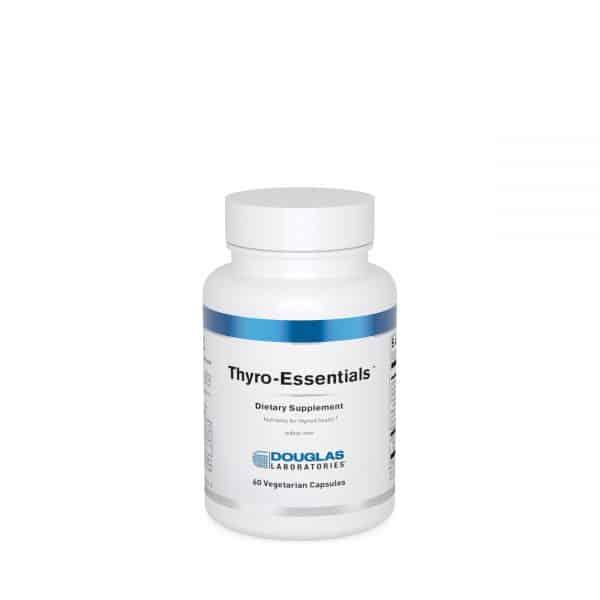 Thyro-Essentials 60ct by Douglas Laboratories