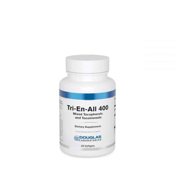 Tri-En-All 400 60ct by Douglas Laboratories