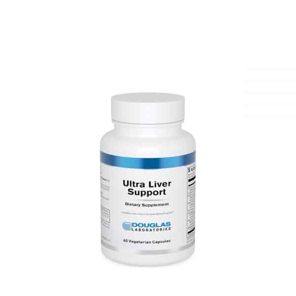 Ultra Liver Support 60ct by Douglas Laboratories
