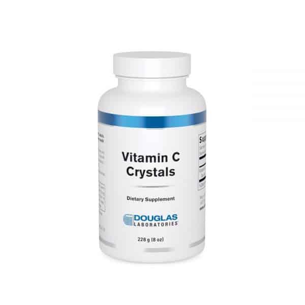 Vitamin C Crystals 228 g by Douglas Laboratories