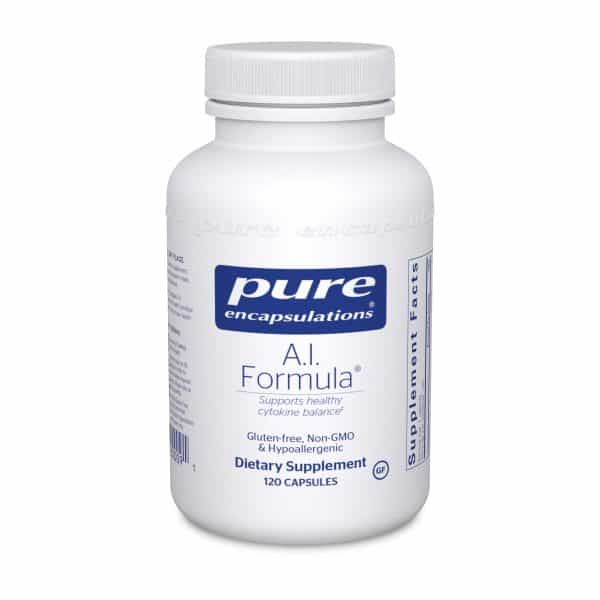 A.I. Formula 120ct by Pure Encapsulations